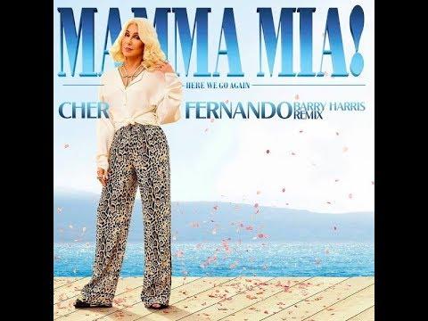Cher - Fernando  (Barry Harris Club Mix)
