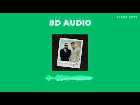 FAN DE TUS FOTOS Nicky Jam Ft Romeo Santos [8D AUDIO] 360°