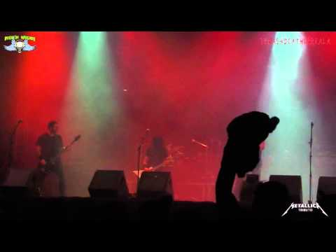 Metallica Tributo - For Whom The Bell Tolls (live Rock Arena, 11-07-2015)