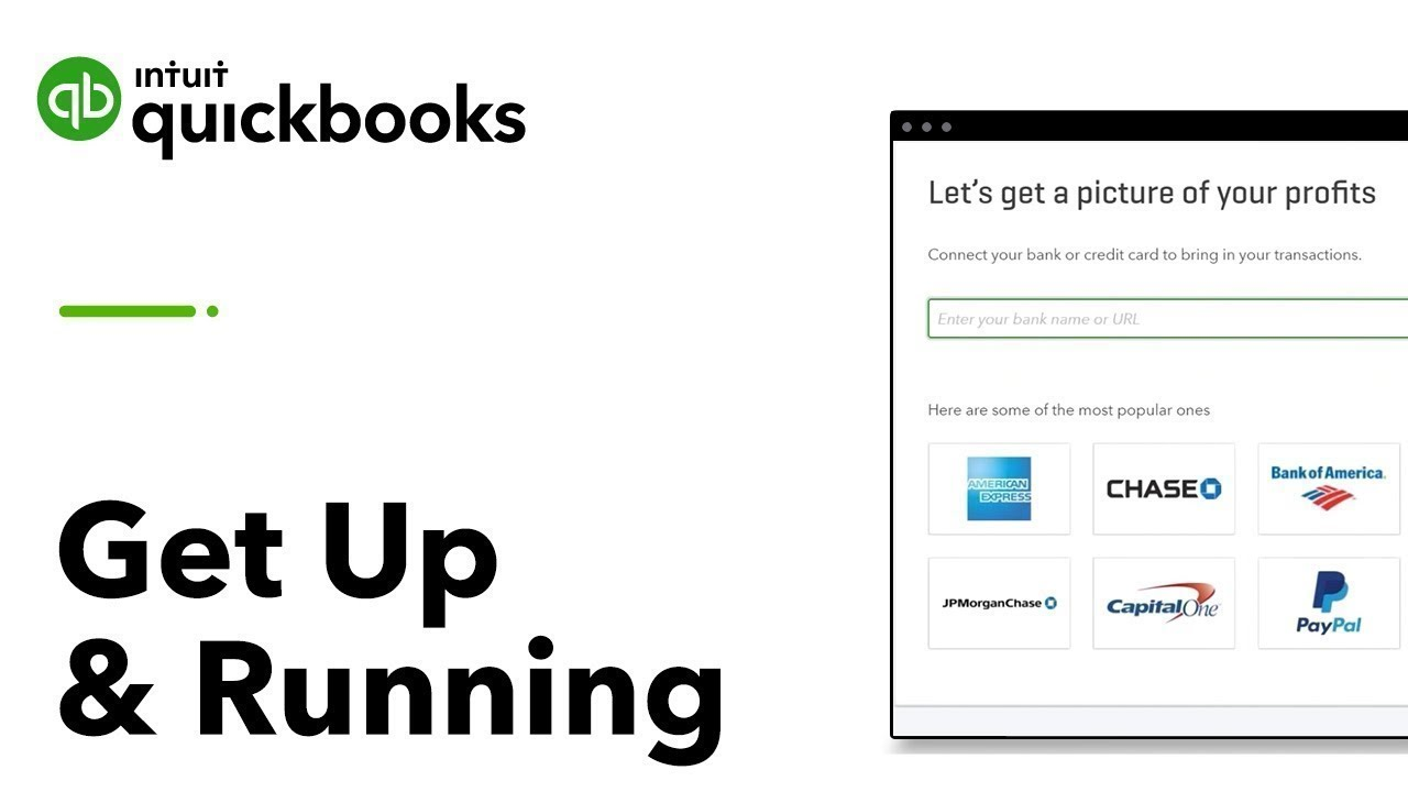 Get Started: Get Up & Running, Fast | QuickBooks Training Webinars 2019