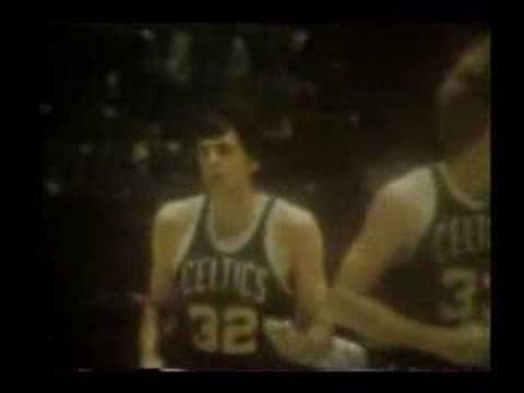 1982 NBA Playoffs: Celtics vs Sixers