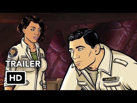 Archer Season 10 Trailer (HD) Archer: 1999