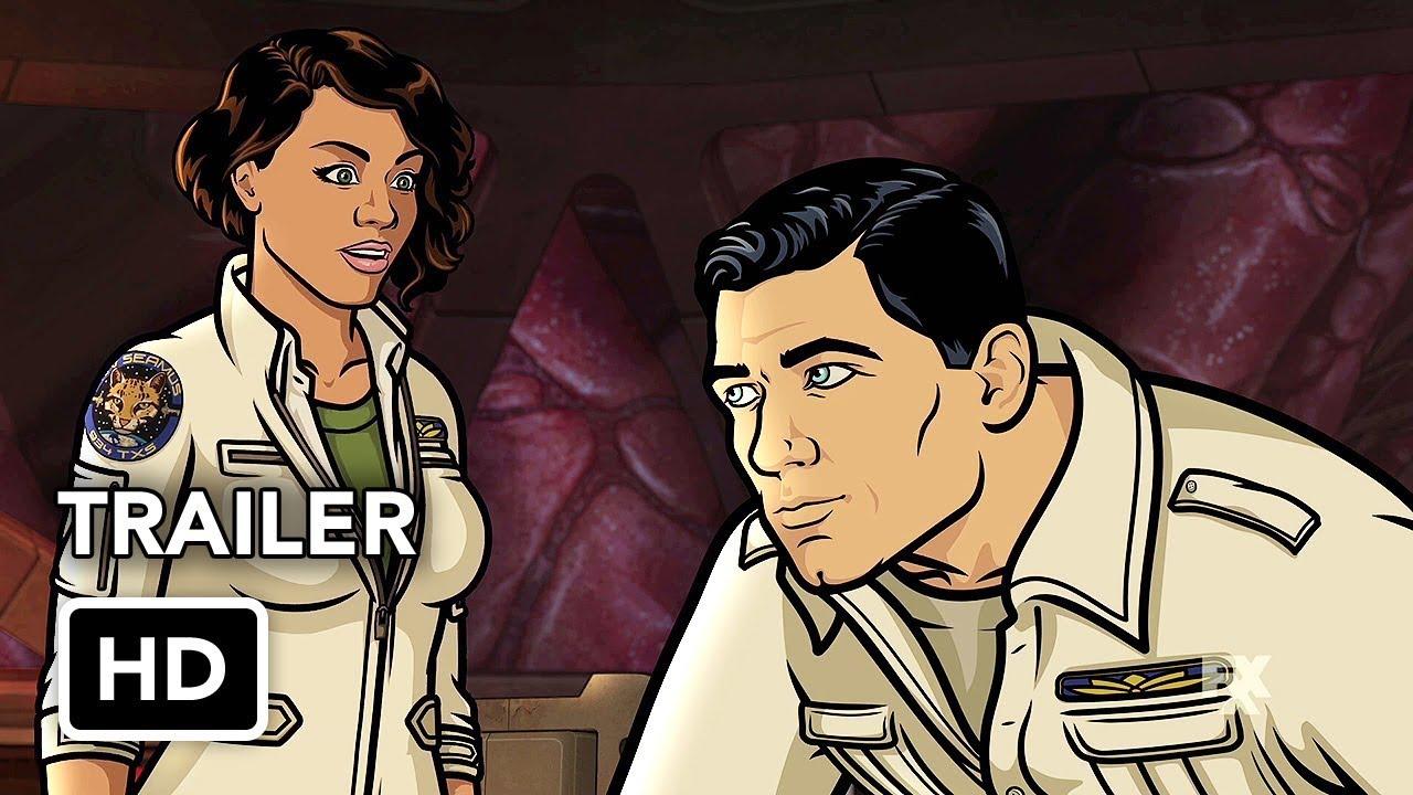 Download Archer Season 10 Trailer (HD) Archer: 1999