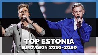 Eurovision ESTONIA (2010-2020)   My Top 11