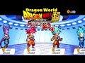 ACHEI O MELHOR JOGO DE LUTA DO DRAGON BALL SUPER - DRAGON WOLRD: SAIYAN WARRIOR !