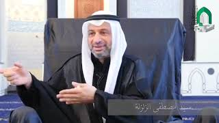 السيد مصطفى الزلزلة - طفل عمره عشر سنوات و زار الإمام الحسين عليه السلام أحد عشر مرة