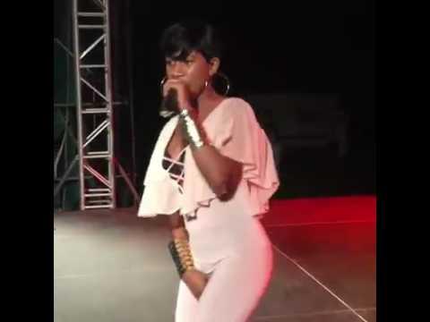 Gaza Slim Live Performance in Grenada Pt.1 (June 2016)