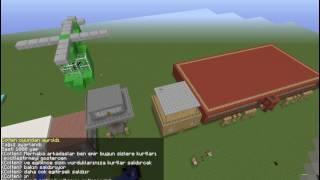 Minecraft Ağaç Fidanı Nasıl Büyütülür ?
