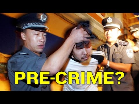 Can China Predict Crime Before It Happens? | China Uncensored
