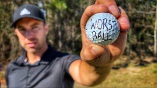 Worst Ball Scramble With Andrew Jensen