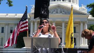 Participated at Liberty Fest 2020 in Sacramento