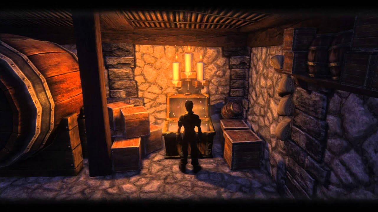 Fable Anniversary Part 7. Maze\u0027s Information - Tavern Cellar Door - YouTube & Fable Anniversary Part 7. Maze\u0027s Information - Tavern Cellar Door ...