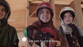 Learning to Skateboard in a Warzone (If You're a Girl) Trailer 2019