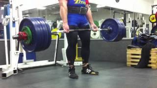 AK States WK 3 Deadlift (605 lbs/275 kgs)