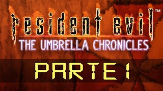 RESIDENT EVIL: UMBRELLA CHRONICLES - TRAIN DERAILMENT - PARTE 1