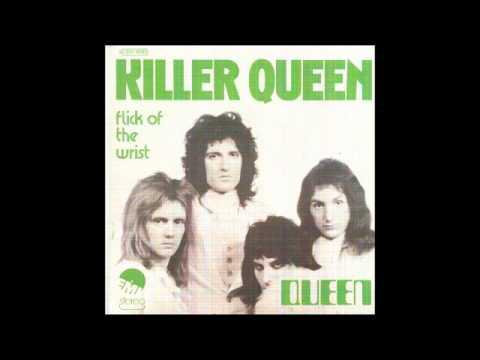 Queen - Killer Queen (stripped down mix)