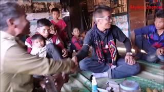 ลุยลาว EP39:นายบ้านชนเผ่าตะโอ้ยเชิญขึ้นเฮือน เว่าจาภาษาตะโอ้ย