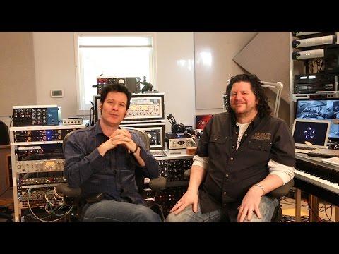 Scott Frankfurt Studio Tour - Warren Huart: Produce Like A Pro