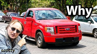 Why the Ford F-150 is the Best Selling Truck of All Time and Better than Toyota Tacoma