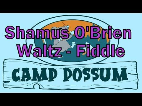 Shamus O'Brien Waltz - Demo & Introduction