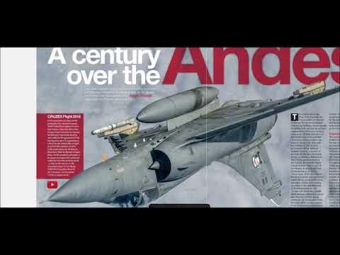 Air Forces Magazine Sobre La Fuerza Aérea del Perú