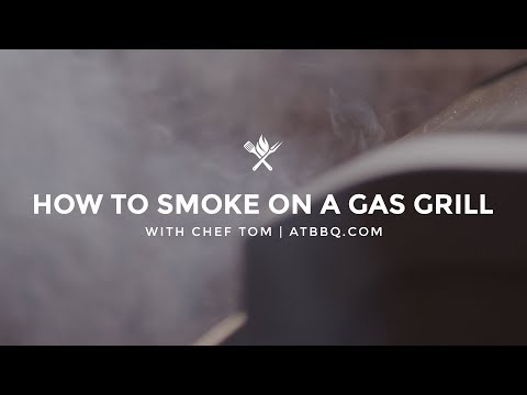 How To Smoke On A Gas Grill | Smoked Ribs On A Napoleon Gas Grill
