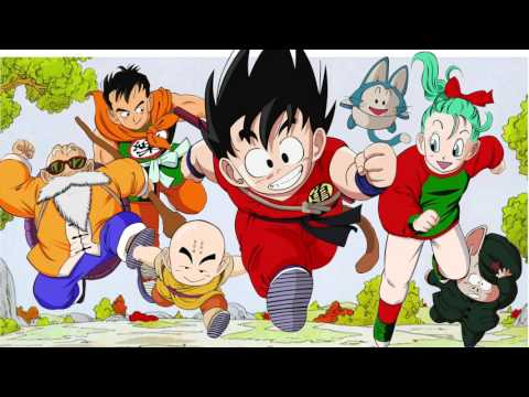 Dragon Ball Mystical Adventure Instrumental (Makafushigi Adventure)