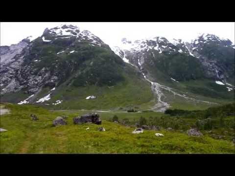 Týr - Gandkvæði Tróndar and Sinklars Visa (HD with Lyrics and Norway video)