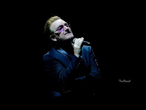 "U2 / 4K / ""Where the Streets Have No Name"" (Live) / United Center, Chicago / June 24th, 2015"