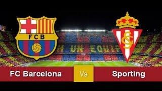 Прогноз на матч Барселона-Спортинг