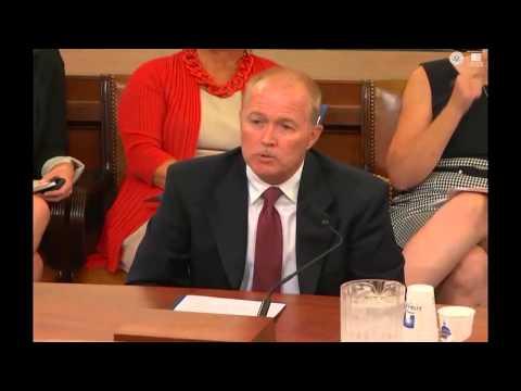 Tim Joslin - Rural Health Hearing: Ways and Means Committee (7/28/2015)