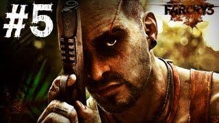 Far Cry 3 Gameplay Walkthrough Part 5 - Beach Patrol - Mission 4