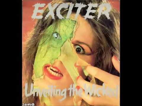 Exciter Unveiling The Wicked (1986 FULL ALBUM)