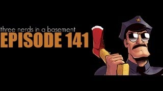 TNIAB Podcast 141 | Axe Cop Review, Nintendo 2DS, Mighty Number 9, Killer is Dead