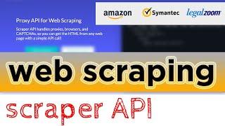 Web Scraping Real Estate Using A Proxy, Beautiful Soup, And Python | ScraperAPI