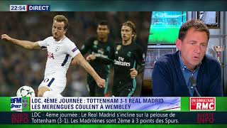 After Foot du mercredi 01/11 – Partie 1/4 - Débrief de Tottenham/Real Madrid (3-1)