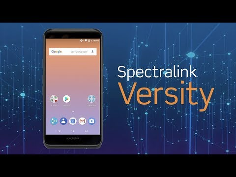 Spectralink Versity Provides Advanced Mobility for Manufacturing and  Distribution Markets