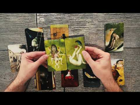 The Hieronymus Bosch Tarot Deck Walkthrough