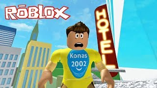 Roblox Escape The Hotel Obby ! || Roblox Gameplay || Konas2002