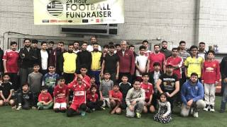 MKA News  - FIRST TIME in MKA HISTORY: The 24 Hrs Football Fundraiser