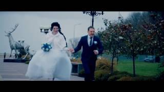 Денис и Катя  Свадебный клип 14.10.2016( Wedding Love Story)