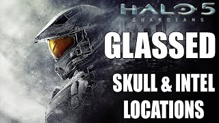 Halo 5 Glassed Skull and Intel Location Guide! Halo 5 Mission 3 Glassed Intel and Skull Guide!