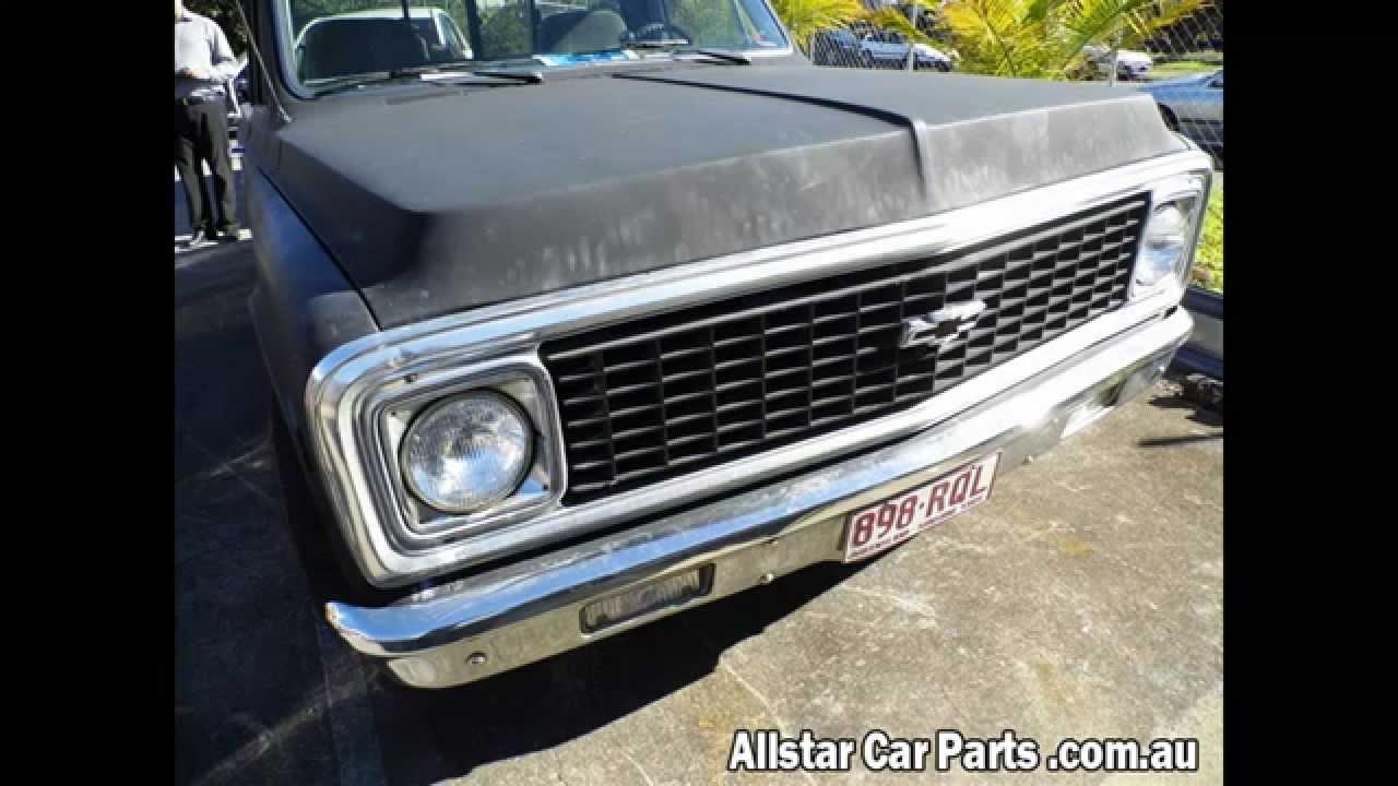 Truck 71 chevy truck parts : 1971 C10 Chevrolet Pickup Truck Restoration Turbo LS1 Part 1 - YouTube