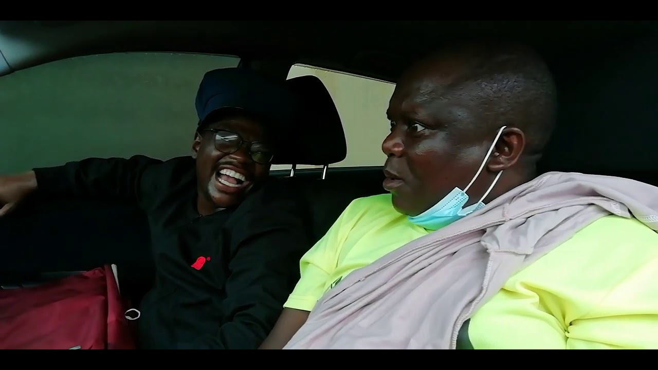 Smallz The Comedian & Gedlembane on Eswatini Movers And Takers Delivery/Errands Runners Company.