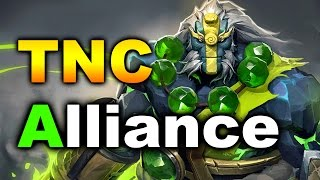 Alliance TNC - Amazing $400,000 - Semi-Final WESG Dota 2