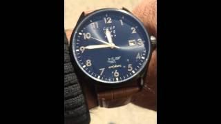 Cccp automatic watch