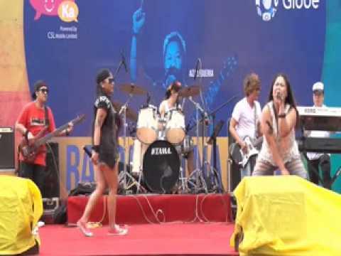 LJ & Labelle...( Laklak)  CSL GLOBE Rakrakan Na Ulit May 17 2015 Chater Road Hong Kong