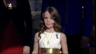 "Amira Willighagen - Encore / Toegift - 2nd time ""Nessun Dorma"" after Results Finals HGT 2013"