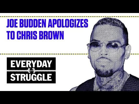 Joe Budden Apologizes to Chris Brown | Everyday Struggle