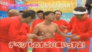 Японское шоу. Покажи грудь. Japanese fun. Show me your tits.